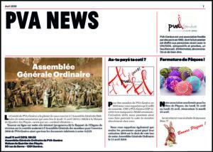 News PVA Avril miniature