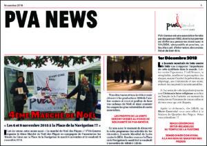 News PVA Novembre 2018 miniature