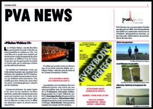 News PVA Octobre miniature